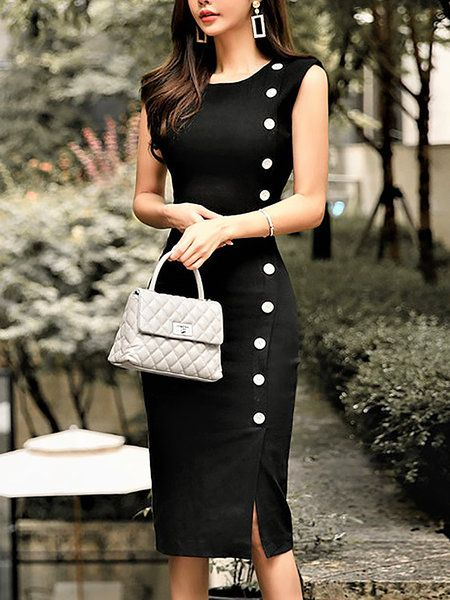 450f4f700ad94 Buy Midi Dresses For Women from Fantasyou at StyleWe. Online Shopping  Stylewe Midi Dress Bodycon
