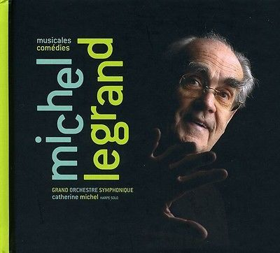 Michel Legrand - Musicales Comedies [New CD]