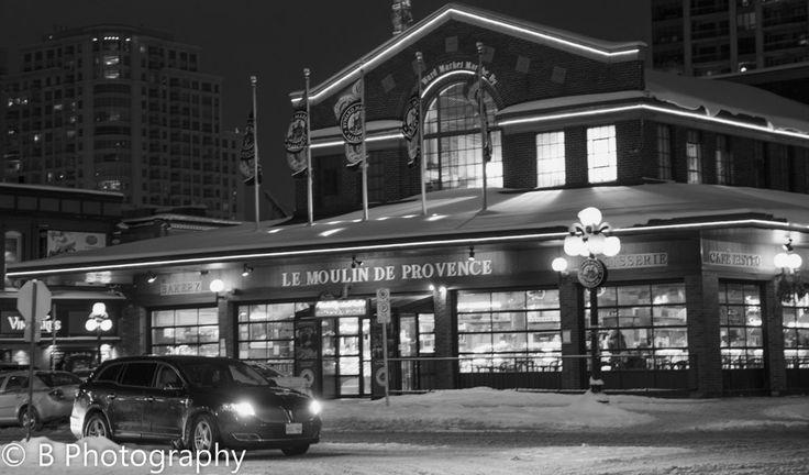Ottawa, Ontario - Byward Market