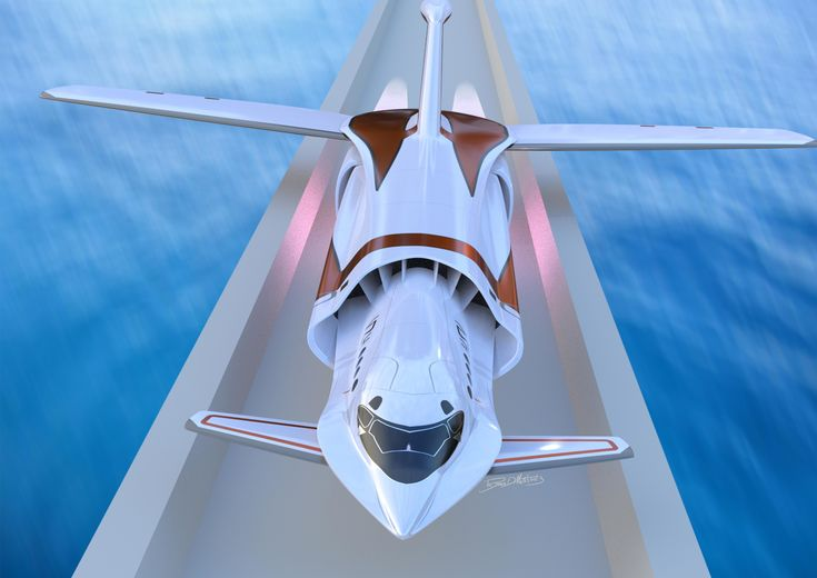 This Concept Supersonic Jet Could Change Travel Forever