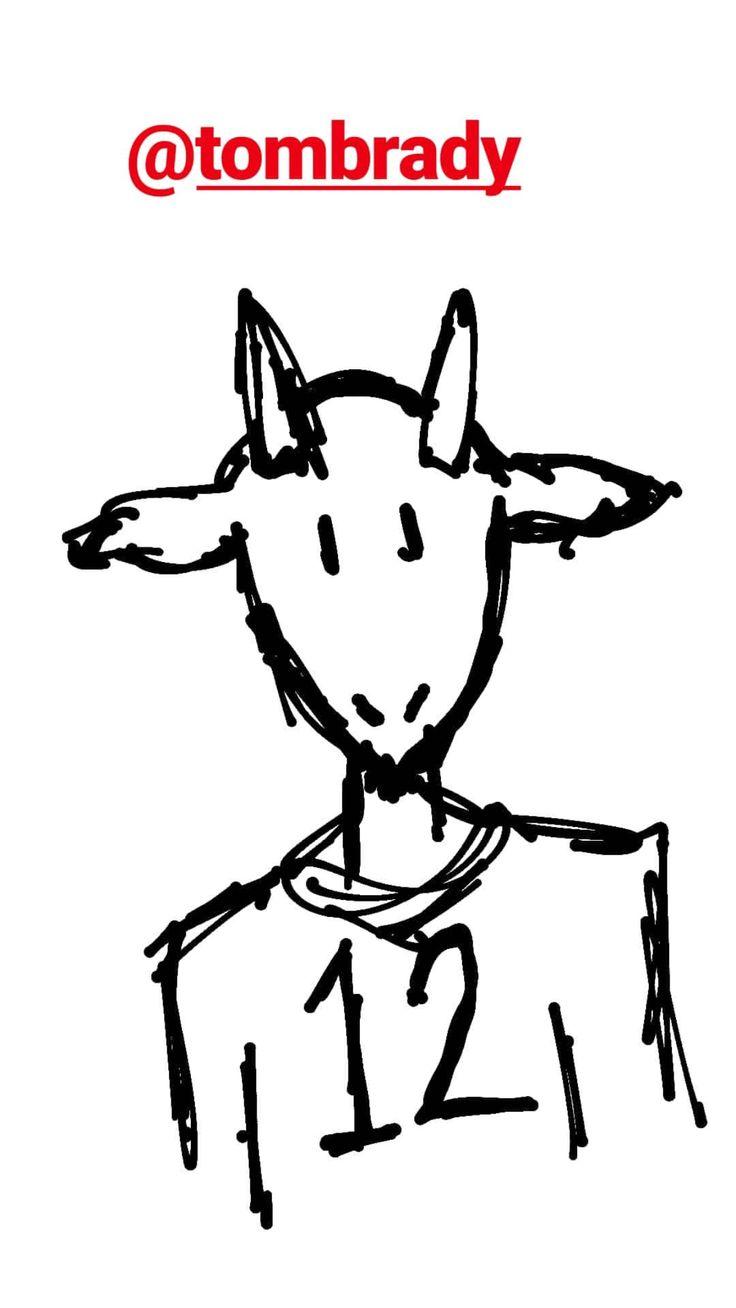 Martellus draws cartoons of his teammates new