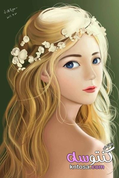 صور بنات مرسومة رمزيات بنات مرسومه رسومات بنات جميلة اجمل صور بنات كيوت مرسومه2019 Disney Characters Disney Princess Princess