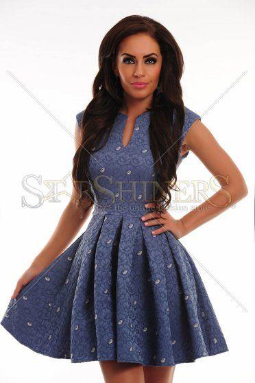 Rochie Polished Harmony Blue