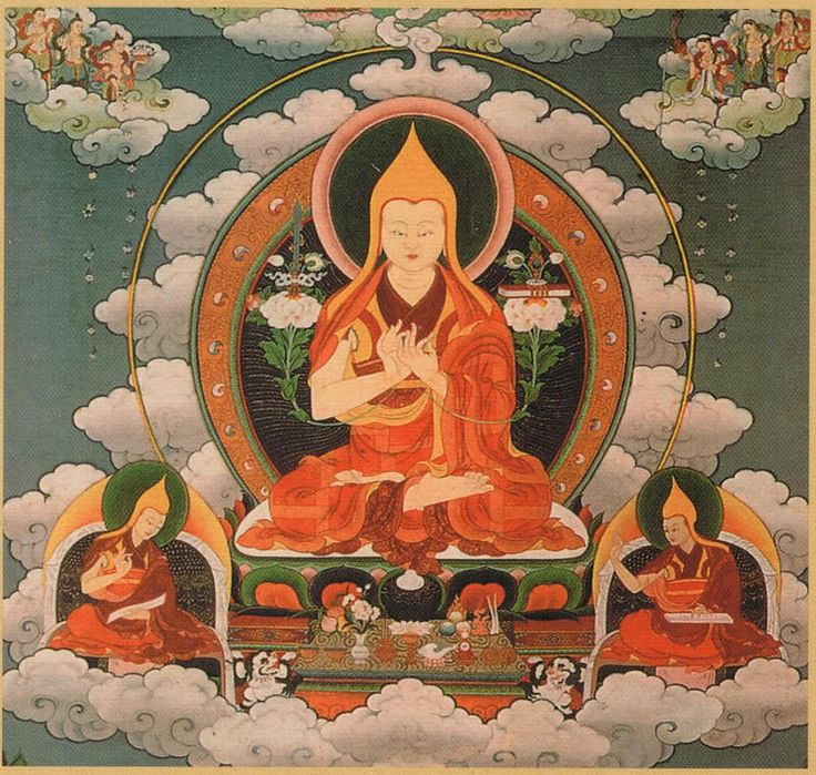 The pure motivation of bodhicitta ~ Lama Tsongkhapa http://justdharma.com/s/fq3d6  If renunciation is not embraced  By the pure motivation of bodhicitta,  It will not become a cause for the perfect bliss of unsurpassed awakening,  So the wise should generate supreme bodhicitta.    Beings are swept along by the powerful current of the four rivers,  Tightly bound by the chains of their karma, so difficult to undo,  Ensnared within the iron trap of their self-grasping,  And enshrouded in the…