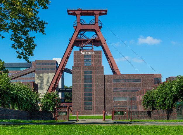 Zeche Zollverein in Essen - Vom Steinkohlebergwerk zum Unesco-Welterbe