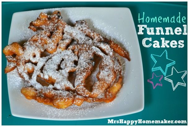 Make Money Selling Funnel Cakes