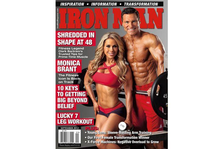 Monica Brant Wearing Affitnity Graces Cover of Iron Man Magazine - http://womensbodybuildingtips.com/monica-brant-wearing-affitnity-graces-cover-of-iron-man-magazine/