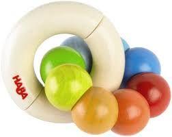 HABA Clutch Toy Colour Wheel #toys2learn#haba#educational#toys#Australia #game