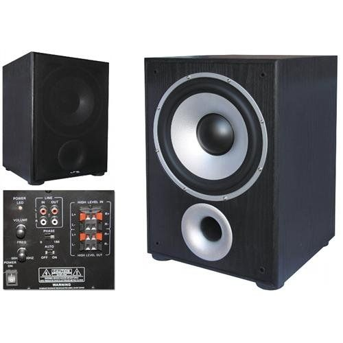LTC SW100 Subwoofer - Black has been published at http://www.discounted-home-cinema-tv-video.co.uk/ltc-sw100-subwoofer-black/