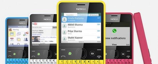 Nokia pokazała dzisiaj nowy telefon – Asha 210. To interesujący następca serii, która sprytnie zaciera granicę pomiędzy telefonami komórkowymi a smartfonami. http://www.spidersweb.pl/2013/04/nokia-asha-210-qwerty.html