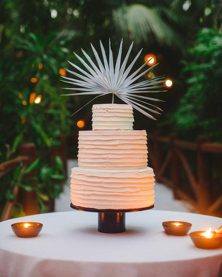 36 of the Best Wedding Cake Toppers #WeddingCakes #WeddingCakeTopper #WeddingCakeIdeas #CakeToppers | Martha Stewart Weddings