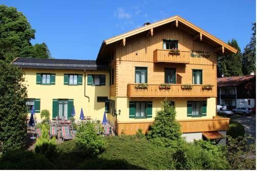 Hotel-Pension Marienhof (***) GIDEON DADDABBO has just reviewed the hotel Hotel-Pension Marienhof in Bad Tölz - Germany #Guestaccommodation #BadTölz