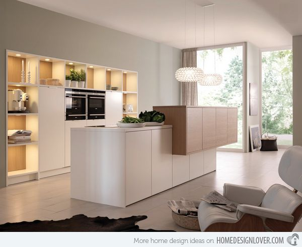 524 Best Images About MUTFAK On Pinterest Grey Gloss Kitchen   Designer  Kuche Halbinsel Ola25