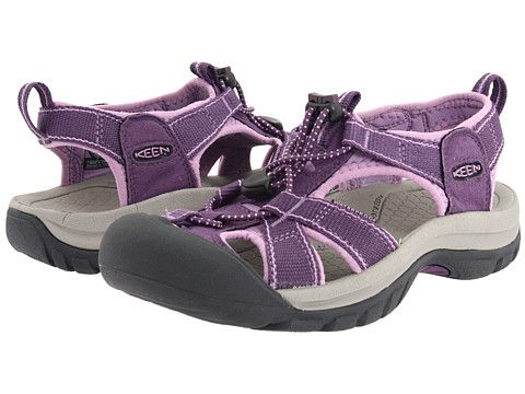 Keen Venice Sweet Grape/Regal Orchid - Perfect for my summer hikes!