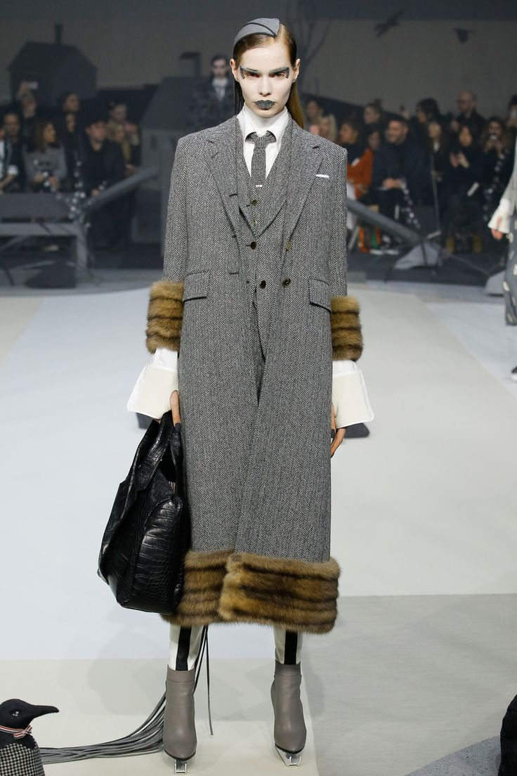 Thom Browne Fall 2017 Ready-to-Wear Collection Photos - Vogue