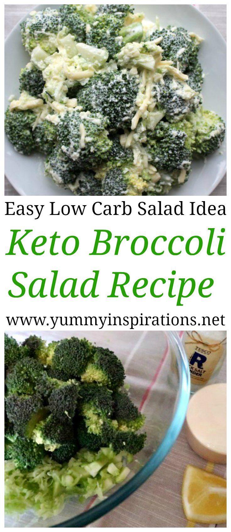Broccoli Salad Recipe Low Carb