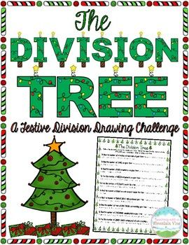 Enjoy this little division activity! My students love practicing their math skills while making a fun picture. In this activity, your students practice their division (with one-digit denominators) skills. They follow the directions and solve the problems to create a unique wintery scene! Looking for