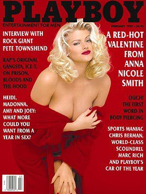 Anna Nicole Smith - The Playboy Cover