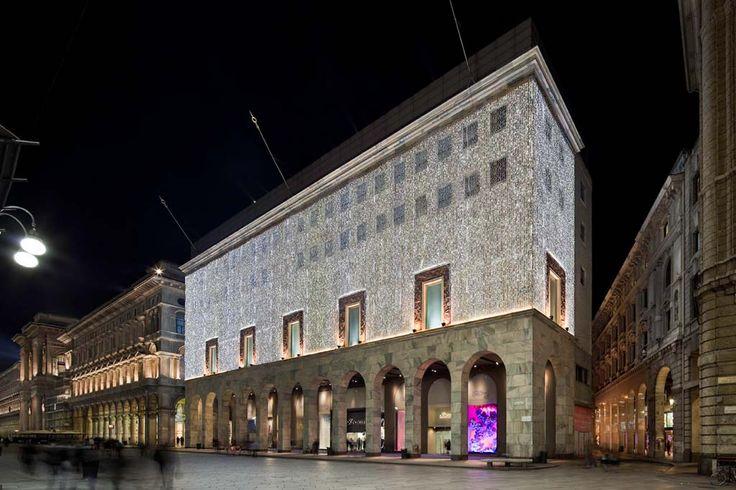 SHOPPING // La Rinascente, Piazza Duomo, Milano