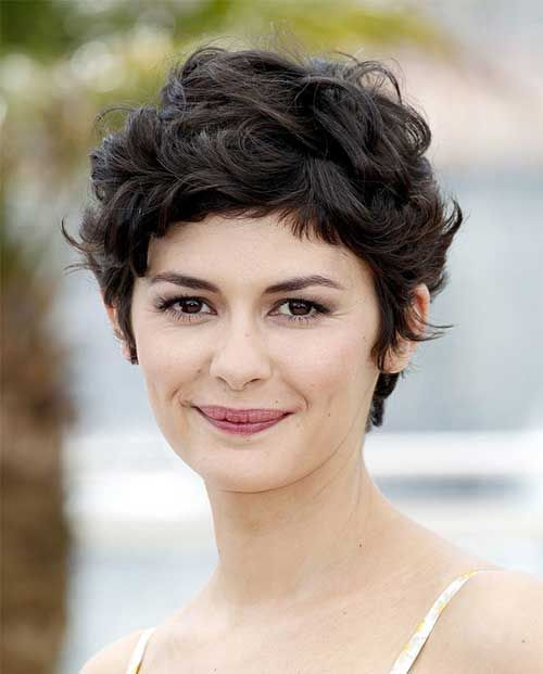 10 Best Very Short Curly Hair | http://www.short-haircut.com/10-best-very-short-curly-hair.html