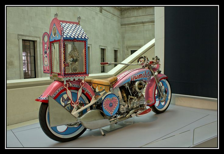Grayson Perry's motorbike, the Kenilworth AM1, - Google Search