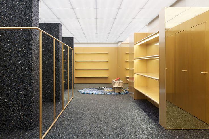 Acne Studios Madison Avenue New York City
