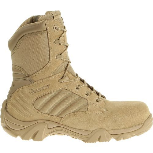 Bates Men's GX-8 Desert Composite Toe Side Zip Boots
