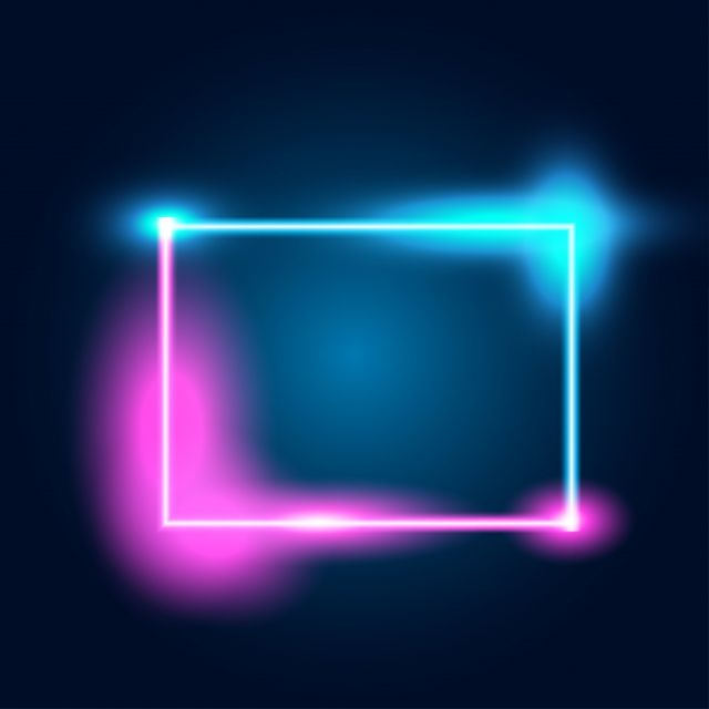 Neon Glowing Techno Lines In 2020 Neon Glow Neon Neon Backgrounds
