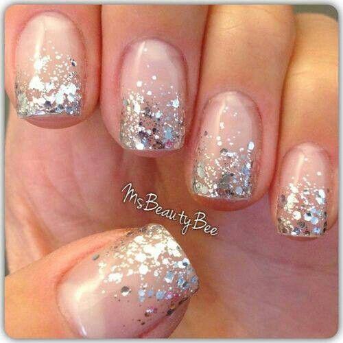 Bling nails!!