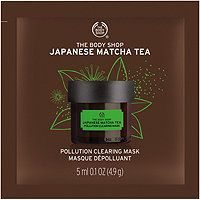 The Body Shop Travel Size Recipes of Nature Japanese Matcha Tea Mask http://teapavs.org/all-about-tea/best-green-tea-brands/