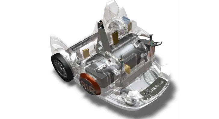 Compressed Air-Powered Tata Vehicle to Get 200 Km/125 Miles Range ...