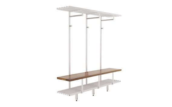 DWR Dine Coatrack 50""