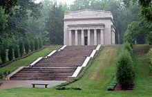 リンカーンの生家、ホジェンビル近く- ケンタッキー州 - Wikipedia