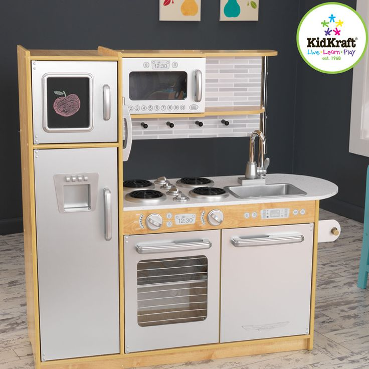 Realistic Play Kitchen Ultimate Corner With Lights And: Best 25+ Kidkraft Kitchen Ideas On Pinterest