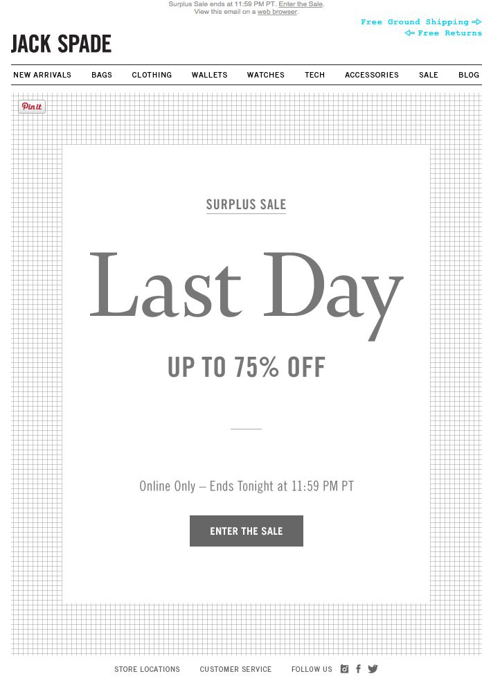 Best Email  Sales Images On   Graphics Retail And
