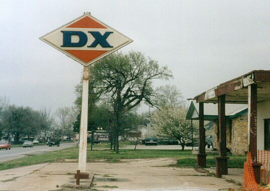 Milwaukee Gas Prices >> Abandoned DX on US 77, south of Wynnewood, OK | Vintage ...