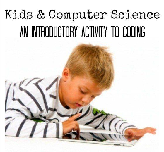 Teaching Computer Science to Kids via @marniecraycroft