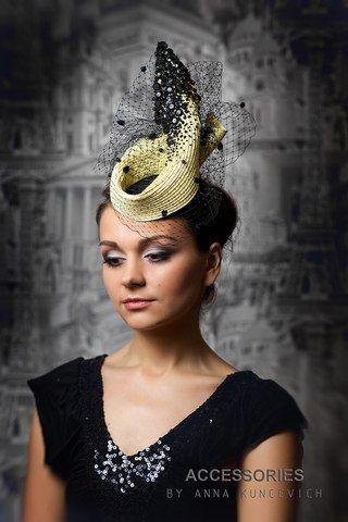 Мастер-класс: шляпа с цветами.: Один комментарий