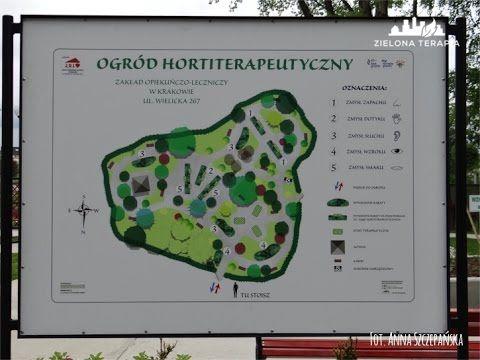 Ogród terapeutyczno-sensoryczny Zakładu Opiekuńczo Leczniczego w Krakowie   http://ZielonaTerapia.pl/portfolio/ogrod-hortiterapeutyczny-zaklad-opiekunczo-leczniczy-w-krakowie/