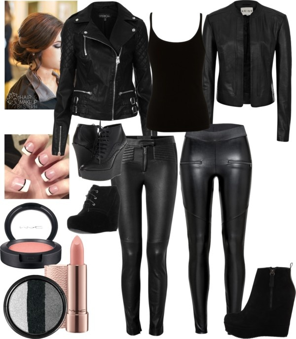 """Black Widow - Natasha Romanov"" by forwhenimfamous on Polyvore"