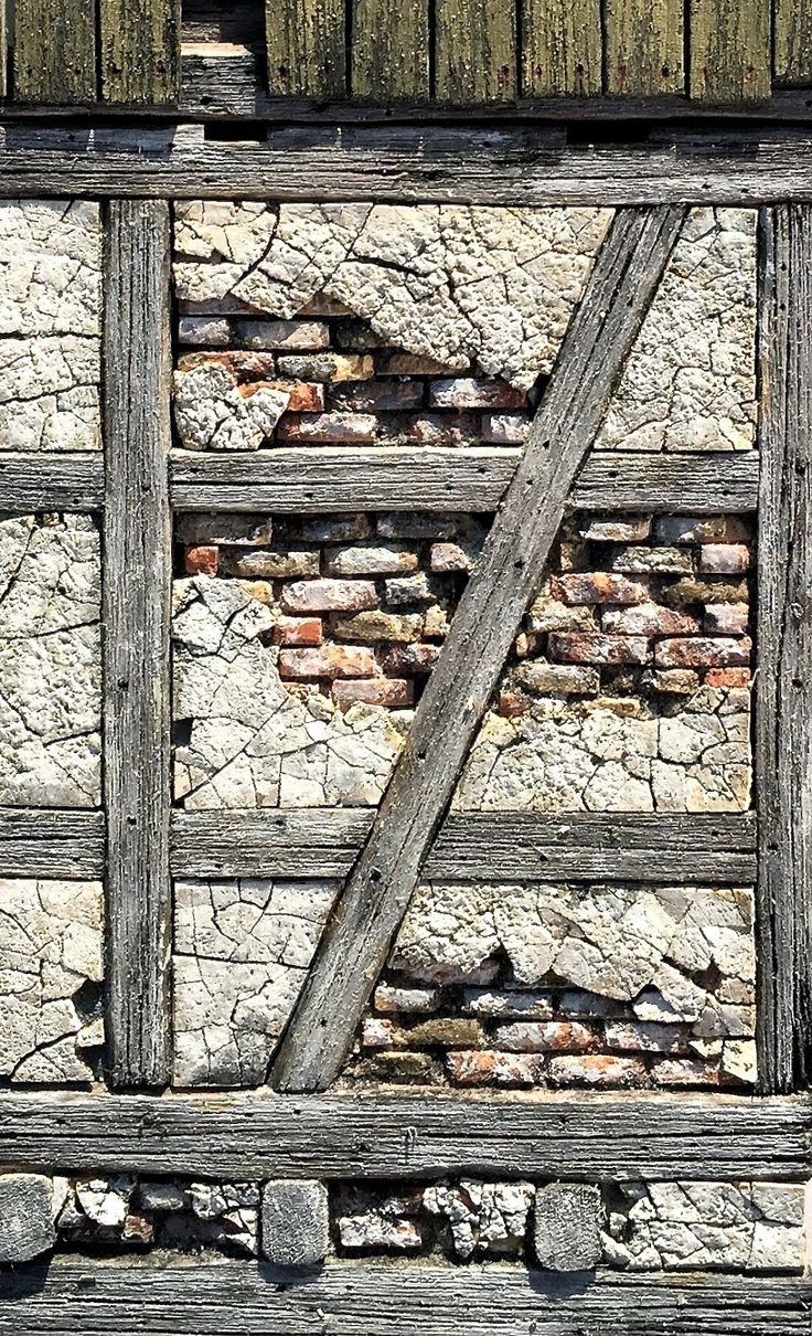 Vom Leben gezeichnet – von Marcel Ackle gebaut: 4.76 Tutorial - Haus mit Riegelkonstruktion