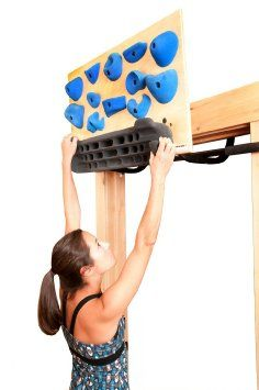 Amazon.com : Blank Slate Climbing Trainer : Climbing holds for the doorway!