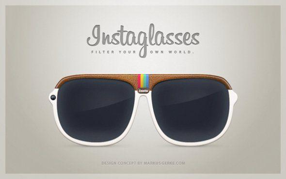 Instaglasses: Glasses To Take Instagram Photos