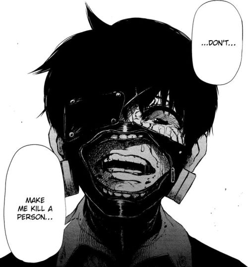 Kaneki and Amon I only ship them as brothers/friends/rivals