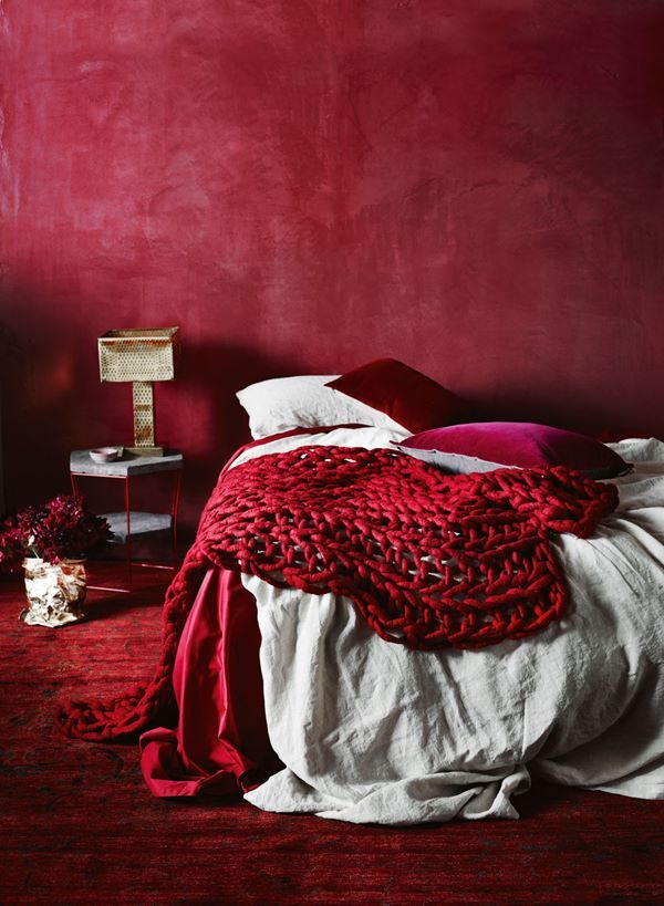 Precious Jewels styling theme ... if ever a bedroom could hug you to sleep ...