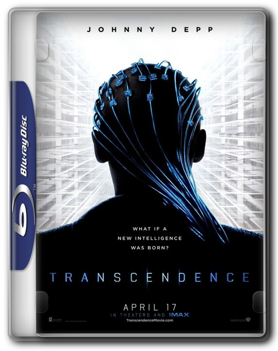 PSPCollections - Free to Download: Transcendence 2014 720p BluRay 900MB ShAaNiG