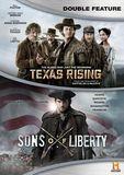 Texas Rising/Sons of Liberty [5 Discs] [DVD]