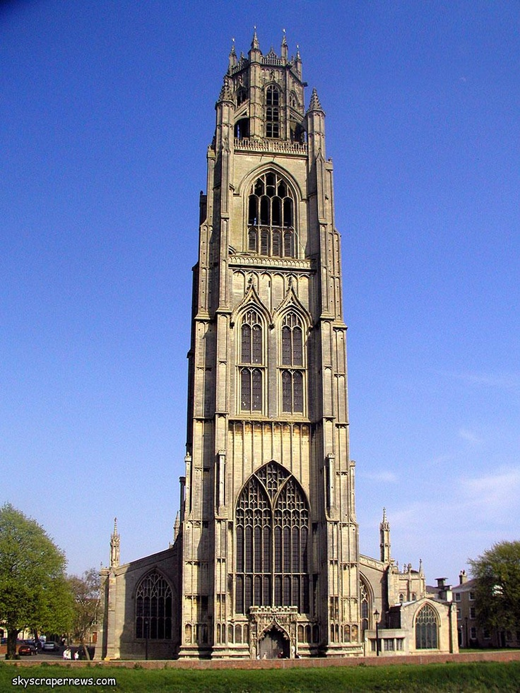 St.Botolph's, Boston, Lincolnshire