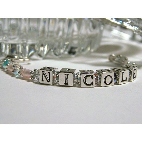 Heirloom Princess Birth Childs Bracelet from PoshTots