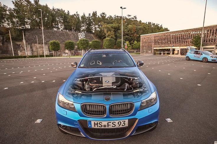 BMW 330d by BBM Motorsport